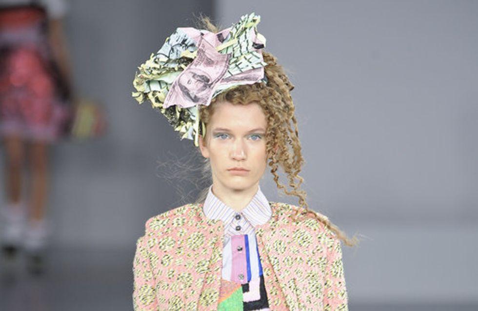Louise Gray London Fashion Week spring/summer 2012