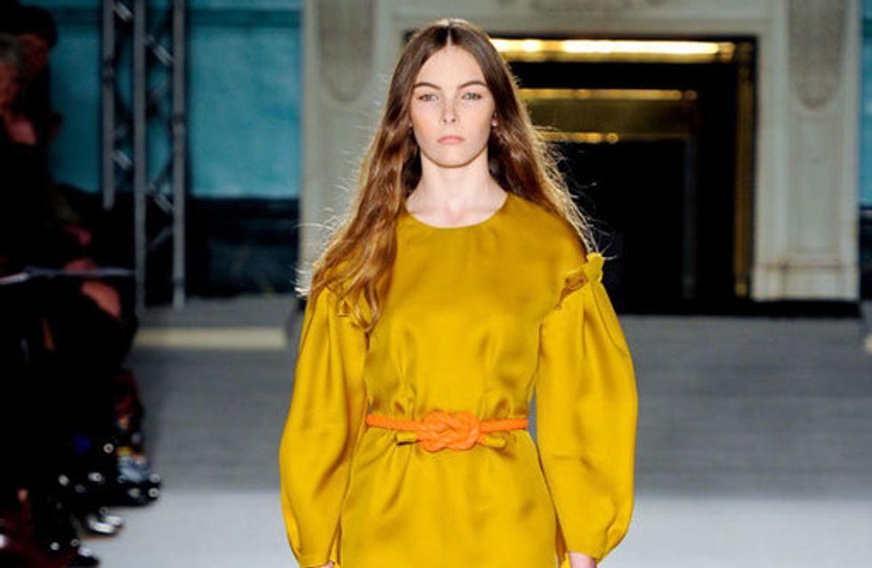 Roksanda Ilincic London Fashion Week spring/summer 2012