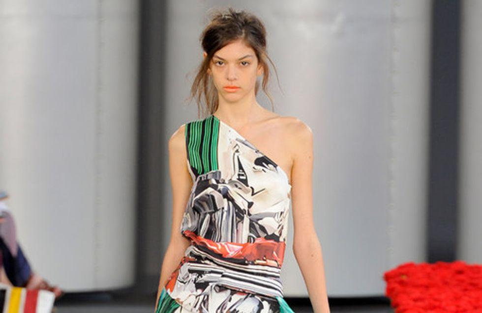 Mary Katrantzou London Fashion Week spring/summer 2012