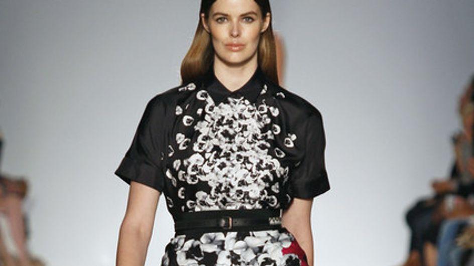 Elena Miró - Milán Fashion Week Primavera Verano 2012