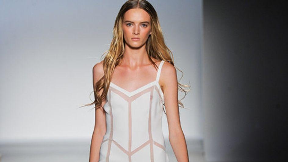 Alberta Ferretti Milan Fashion Week spring/summer 2012