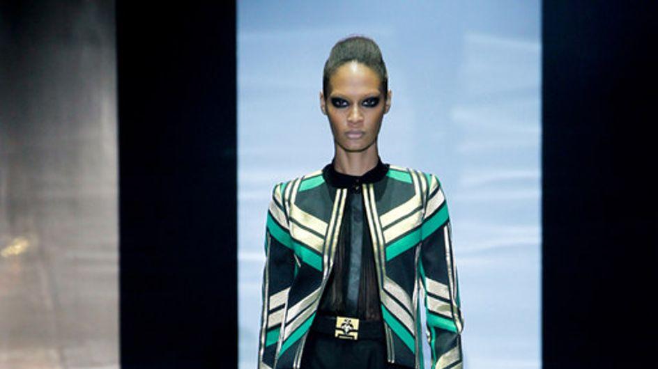 Sfilata Gucci p-e 2012 Milano Moda Donna