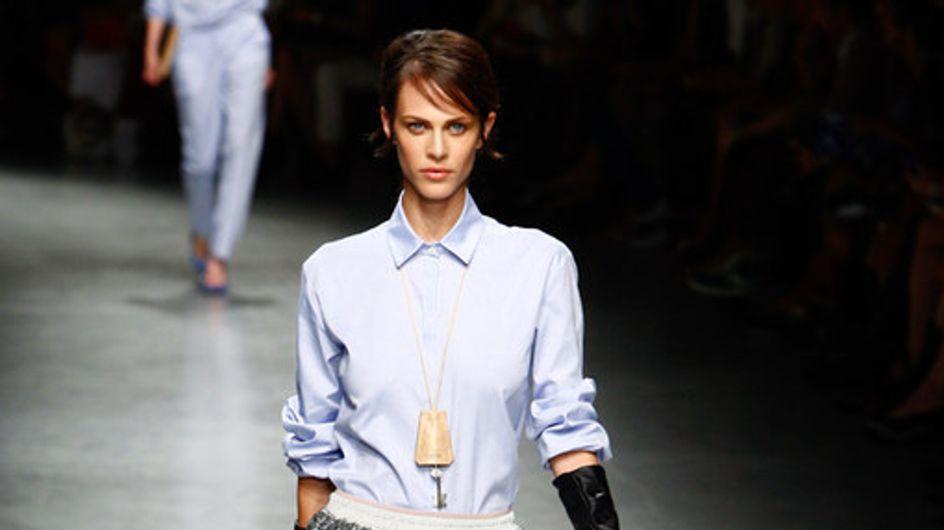 Sfilata N 21 p-e 2012 Milano Moda Donna