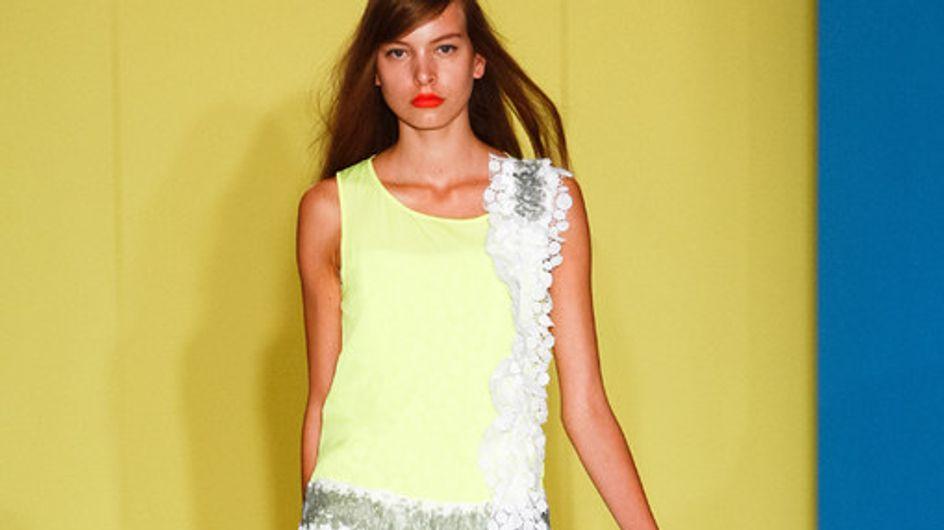 Sfilata Paola Frani p-e 2012 Milano Moda Donna