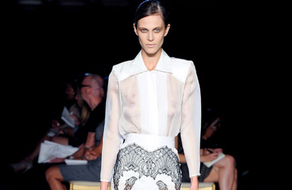 Francesco Scognamiglio - Fashion Week Mailand Frühjahr/Sommer 2012