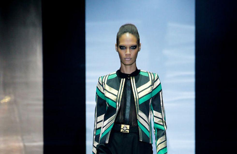 Starke Kontraste: Gucci auf der Fashion Week Mailand