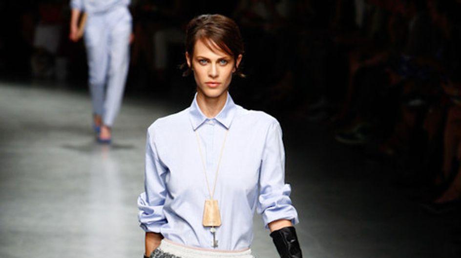 N° 21 - Fashion Week Mailand Frühjahr/Sommer 2012