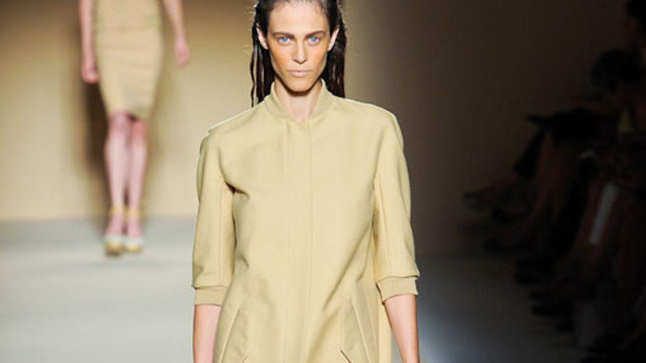 Max Mara Milan Fashion Week spring/summer 2012