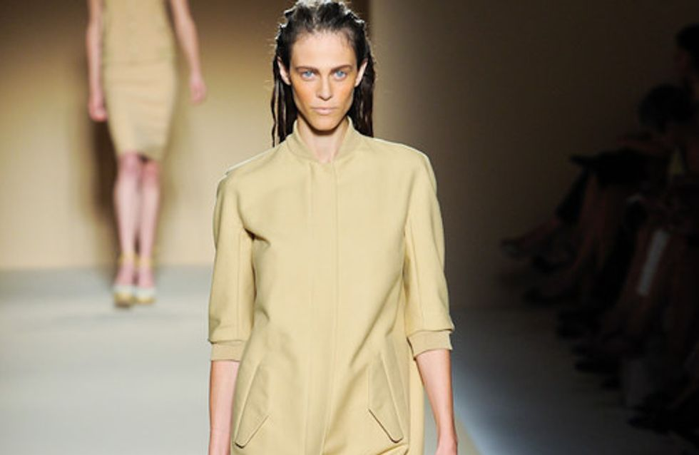 Max Mara Milan Fashion Week spring/summer 2012