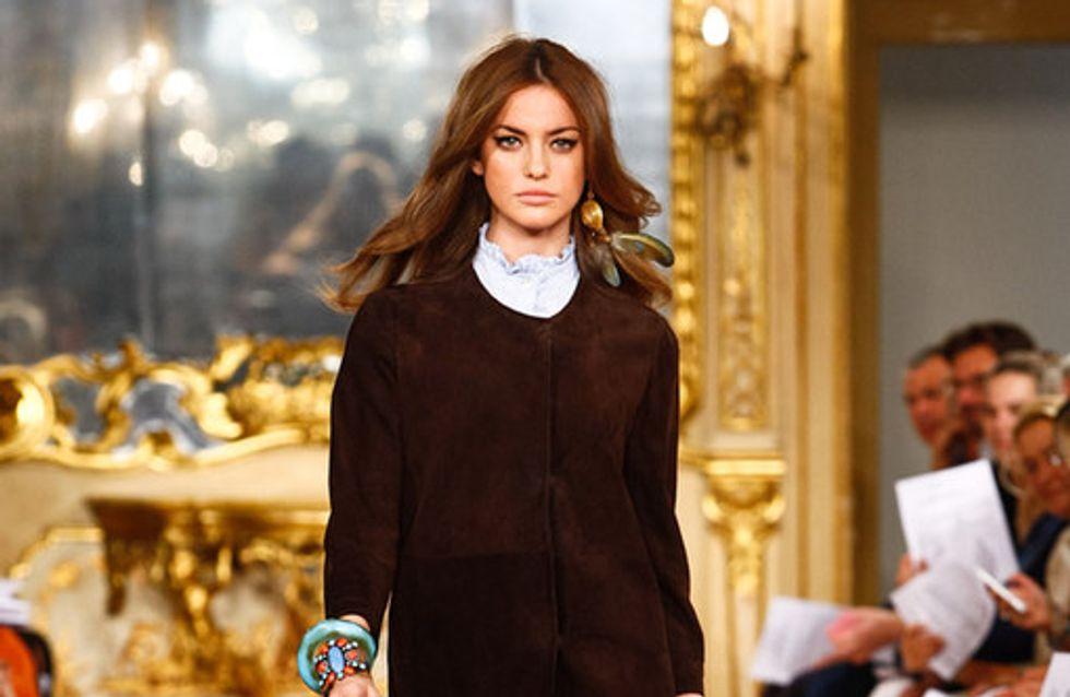 Sfilata Simonetta Ravizza p-e 2012 Milano Moda Donna