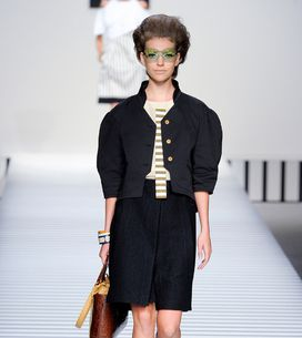 Fendi - Milán Fashion Week Primavera Verano 2012