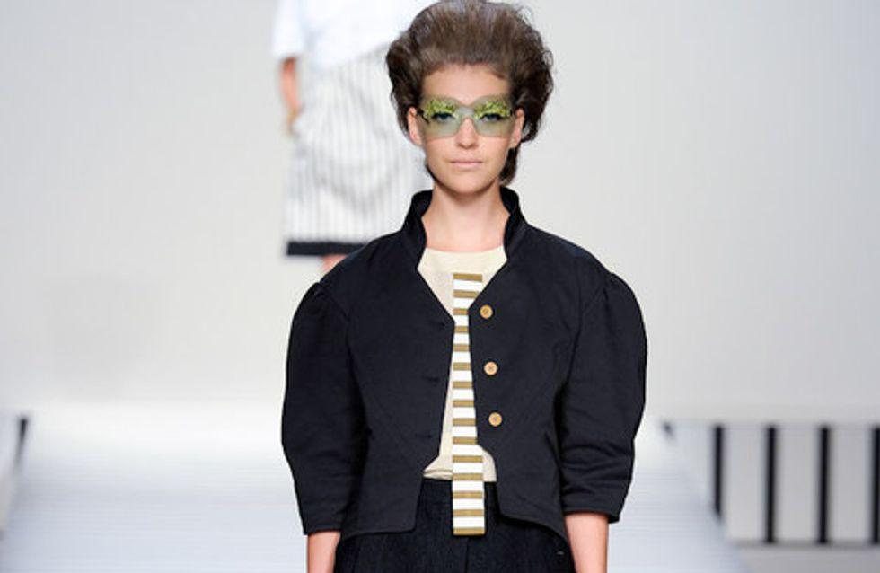 Fendi - Fashion Week Mailand Frühjahr/Sommer 2012