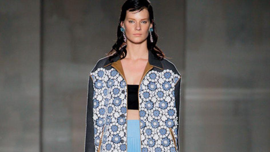 Prada Milan Fashion Week spring/summer 2012