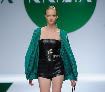 Krizia - Milán Fashion Week Primavera Verano 2012