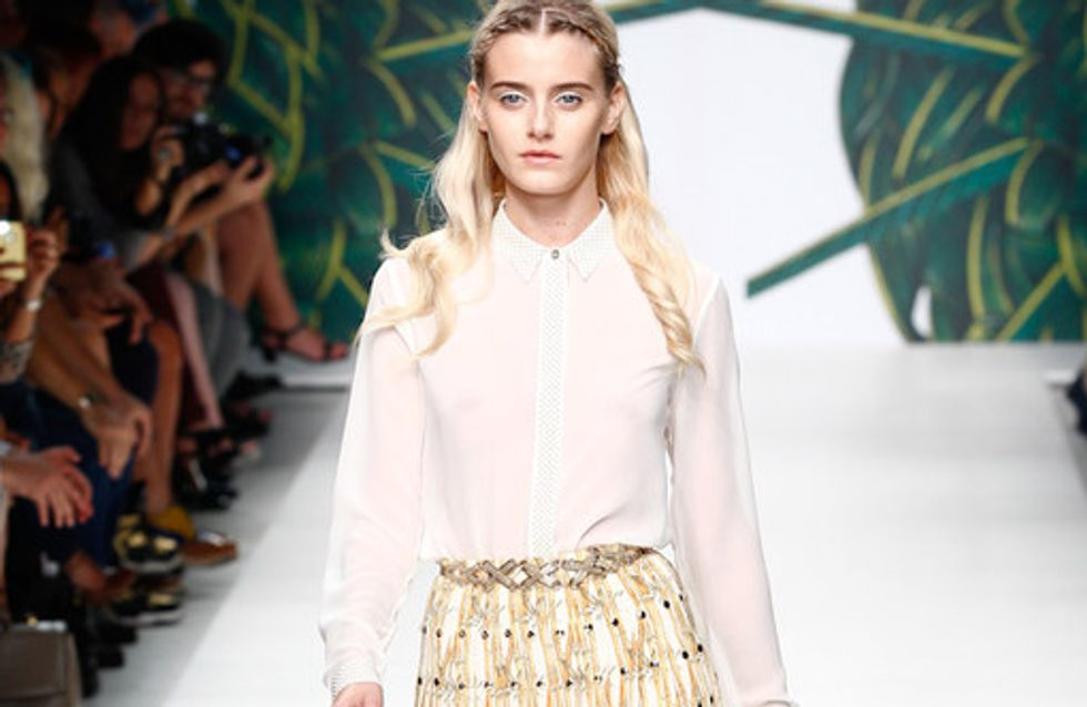 Jo No Fui - Milán Fashion Week Primavera Verano 2012
