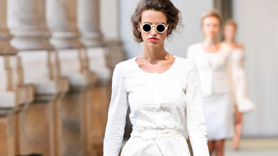 Luisa Beccaria - Fashion Week Mailand Frühjahr/Sommer 2012
