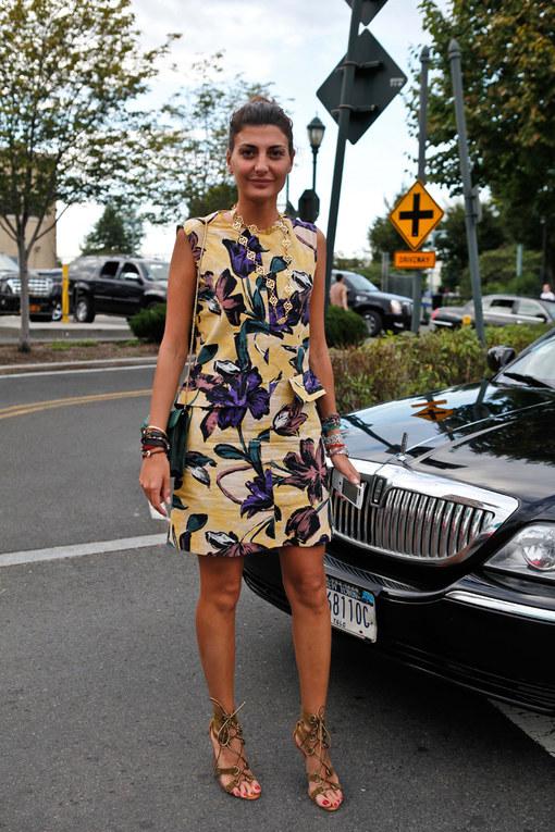 La moda in strada