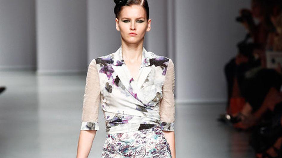 Sfilata Antonio Marras p-e 2012 Milano Moda Donna