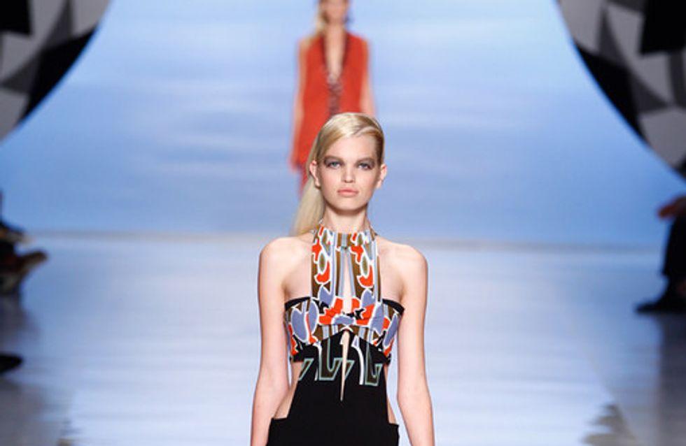 Etro Milan Fashion Week spring/summer 2012