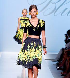 Blumarine - Milán Fashion Week Primavera Verano 2012