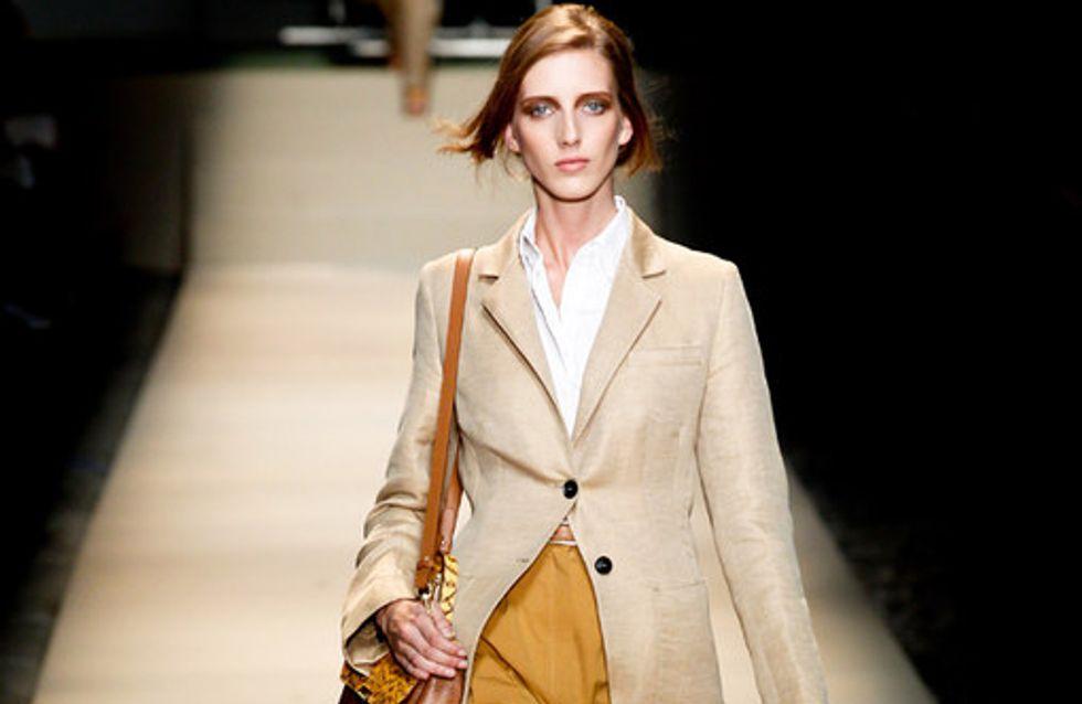 Trussardi Milan Fashion Week spring/summer 2012