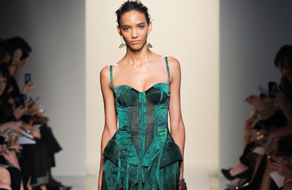 Bottega Veneta Milan Fashion Week spring/summer 2012