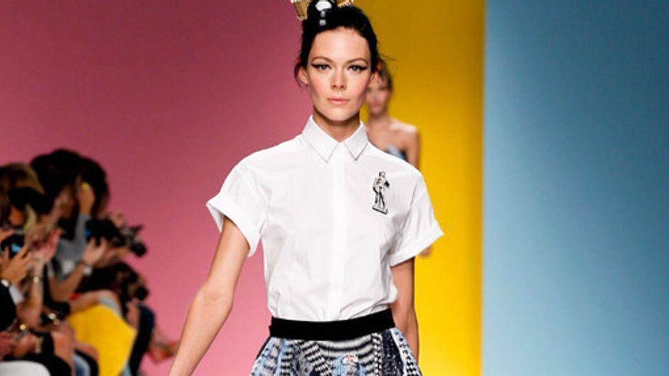Frankie Morello Milan Fashion Week spring/summer 2012