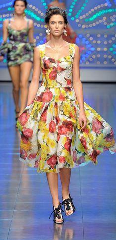 Les imprimés de Dolce & Gabbana
