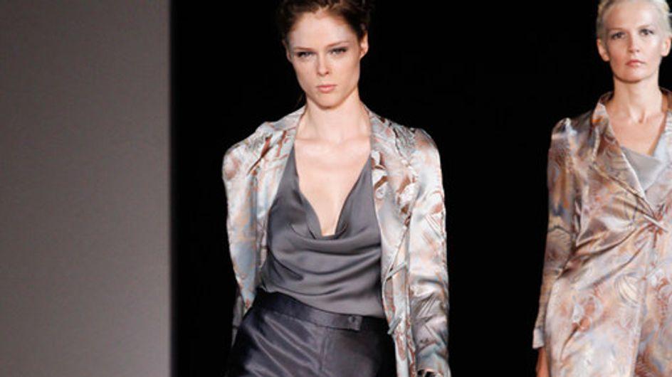 Giorgio Armani Fashion Week spring/summer 2012