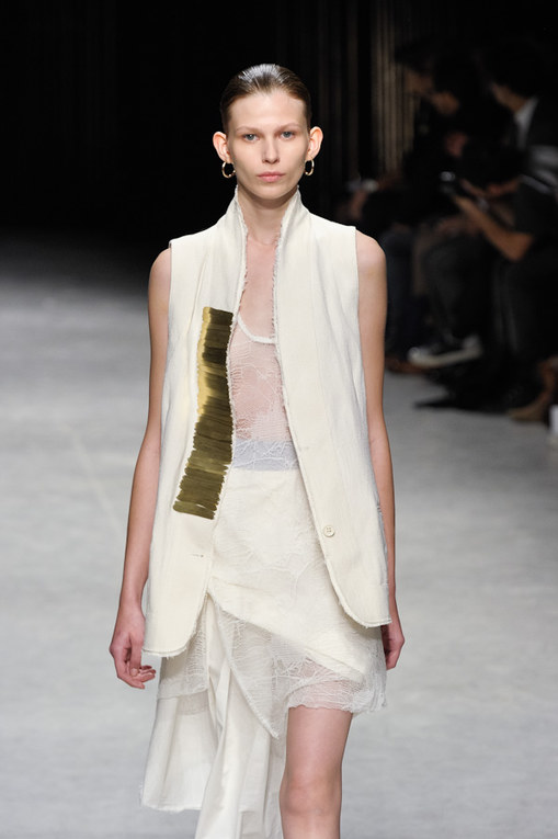 Damir Doma Paris Fashion Week spring summer 2012