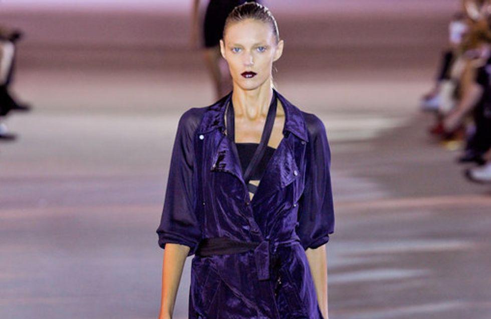 Anthony Vaccarello - París Fashion Week Primavera Verano 2012