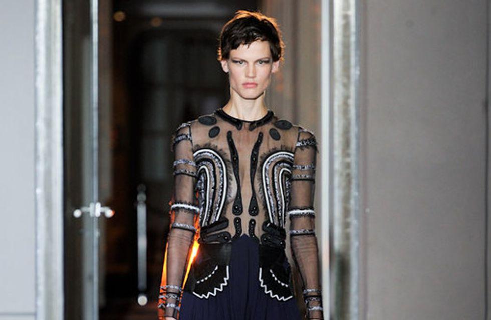 Rue du Mail auf der Fashion Week Paris F/S 2012