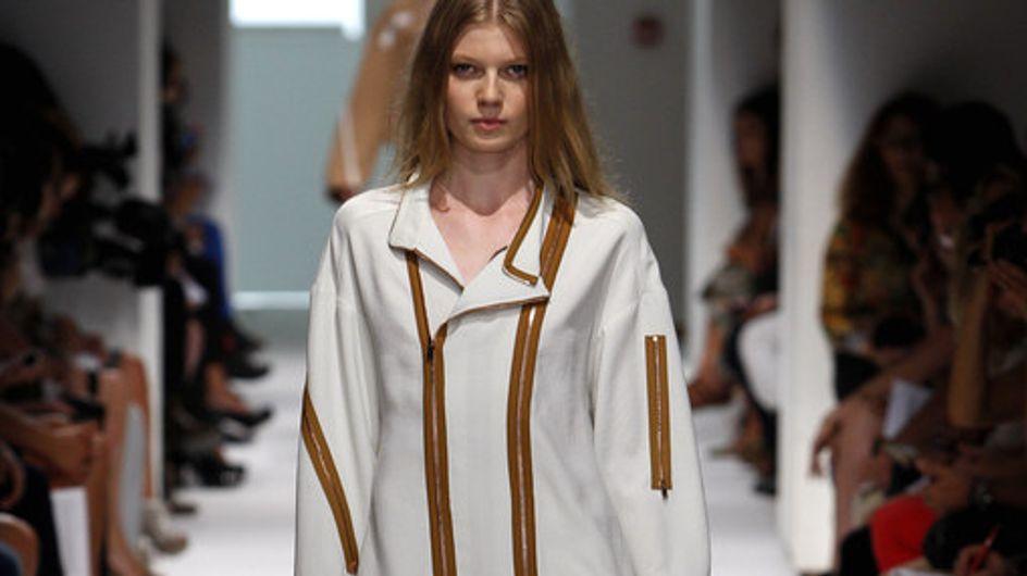 Felipe Oliveira Baptista auf der Fashion Week Paris F/S 2012