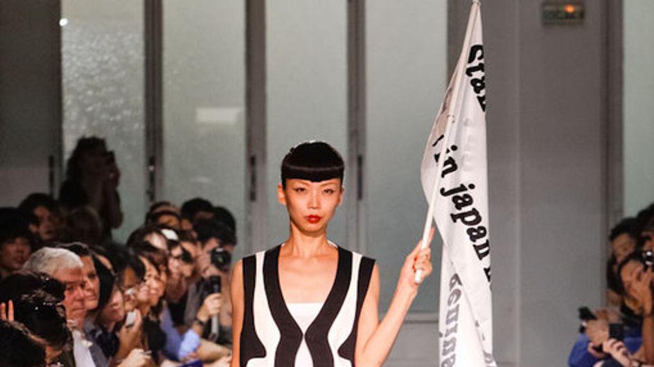 Limi Feu Paris Fashion Week spring summer 2012