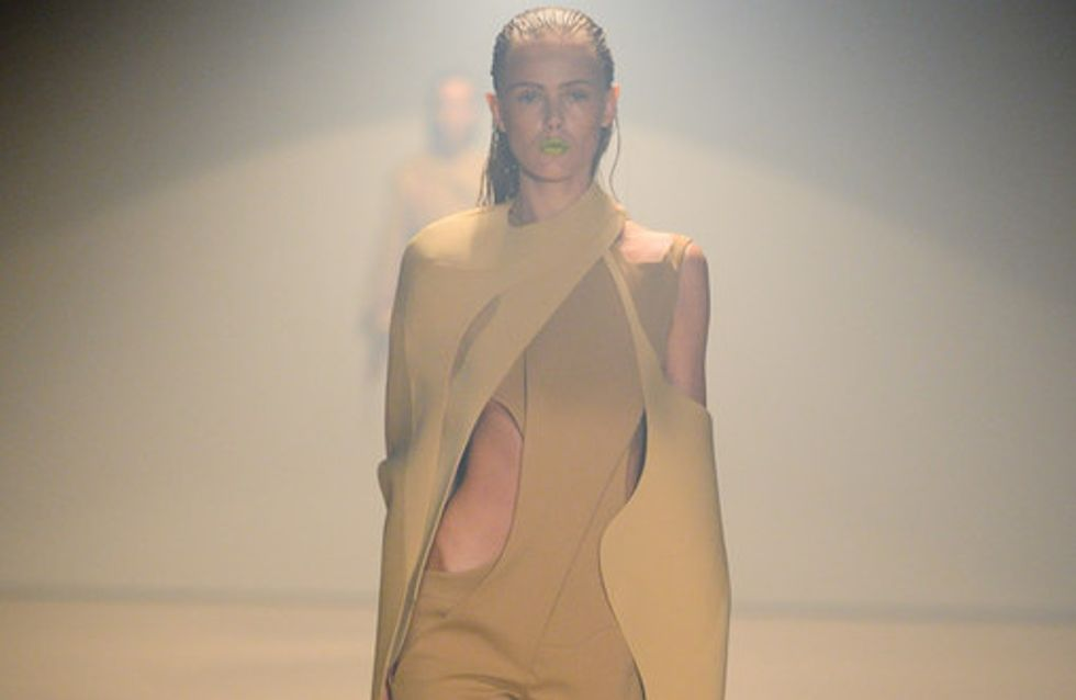 Mugler - París Fashion Week Primavera Verano 2012