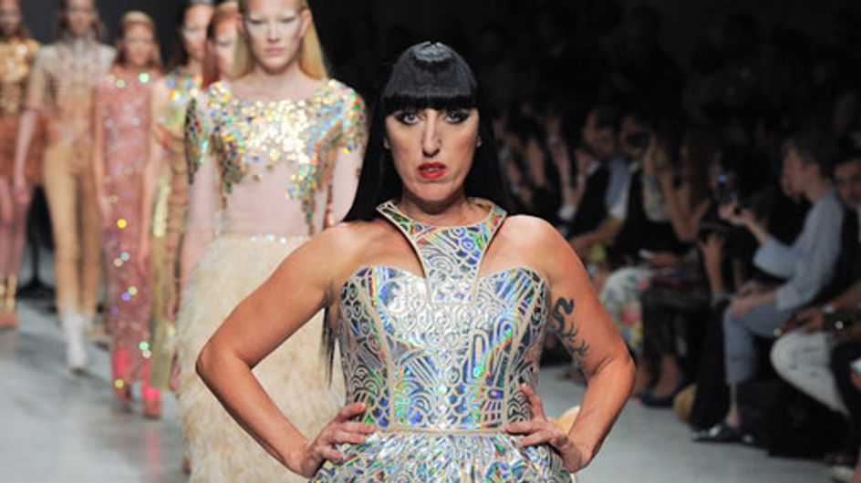 Manish Arora, colorful !