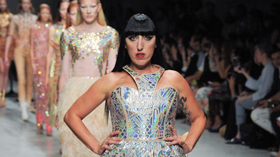 Manish Arora auf der Fashion Week Paris F/S 2012