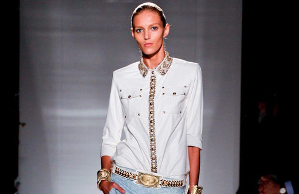 Balmain auf der Fashion Week Paris F/S 2012
