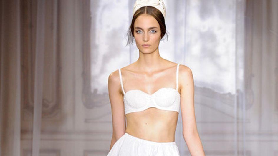 Sfilata Nina Ricci Parigi Fashion Week p-e 2012