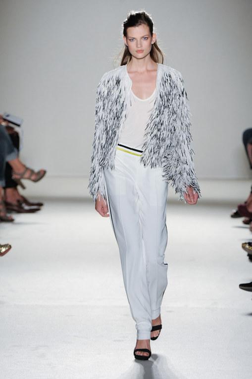 Barbara Bui Paris Fashion Week spring summer 2012