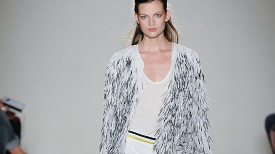 Barbara Bui - París Fashion Week Primavera Verano 2012