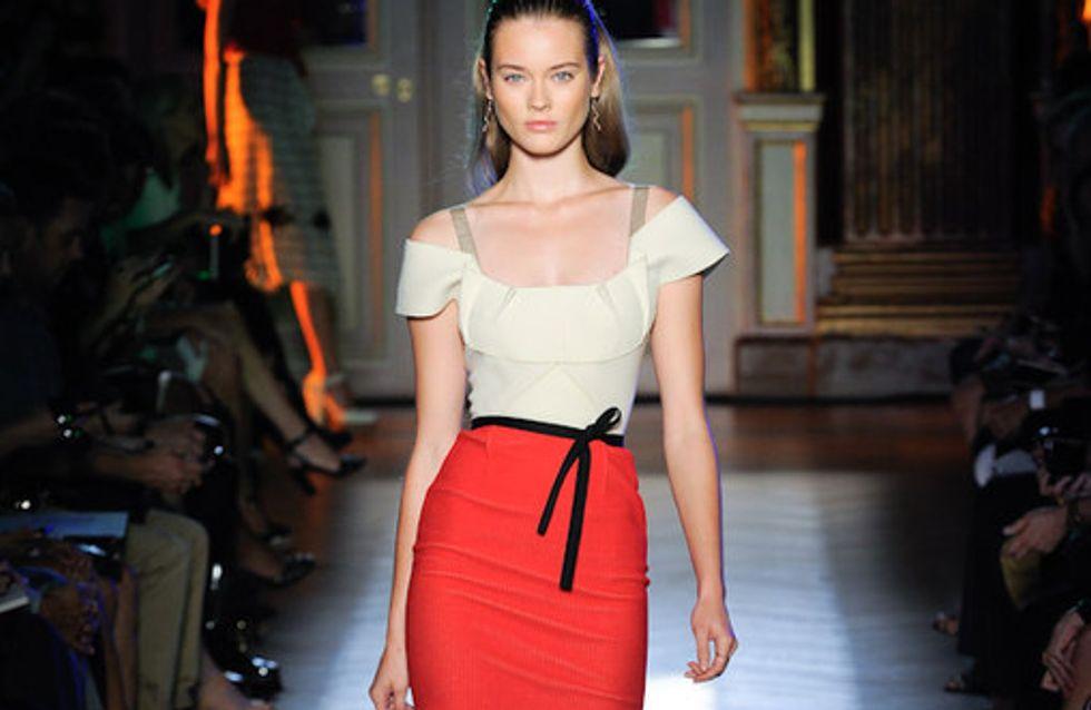 Roland Mouret Paris Fashion Week spring summer 2012