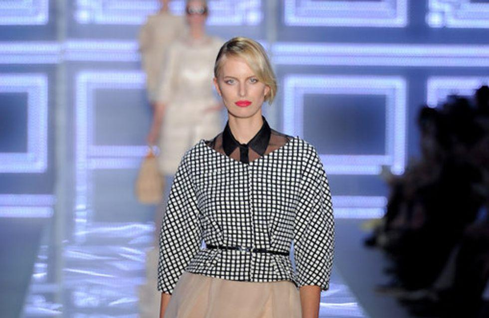 Sfilata Dior Parigi Fashion Week p-e 2012
