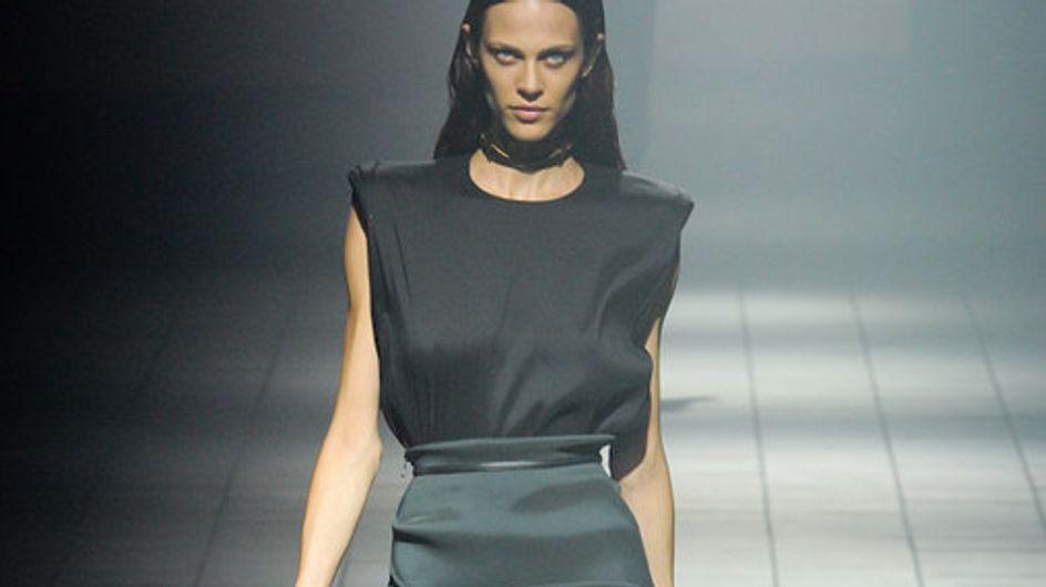 Lanvin auf der Fashion Week Paris F/S 2012