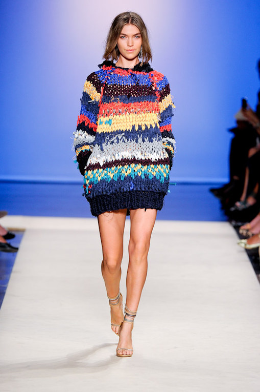 Isabel Marant Paris Fashion Week spring summer 2012