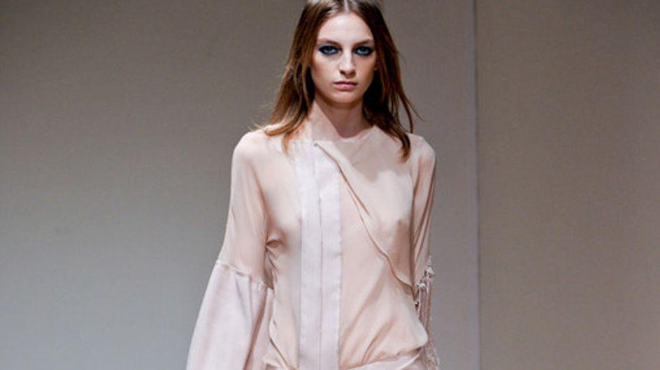 Anne-Valérie Hash auf der Fashion Week Paris F/S 2012