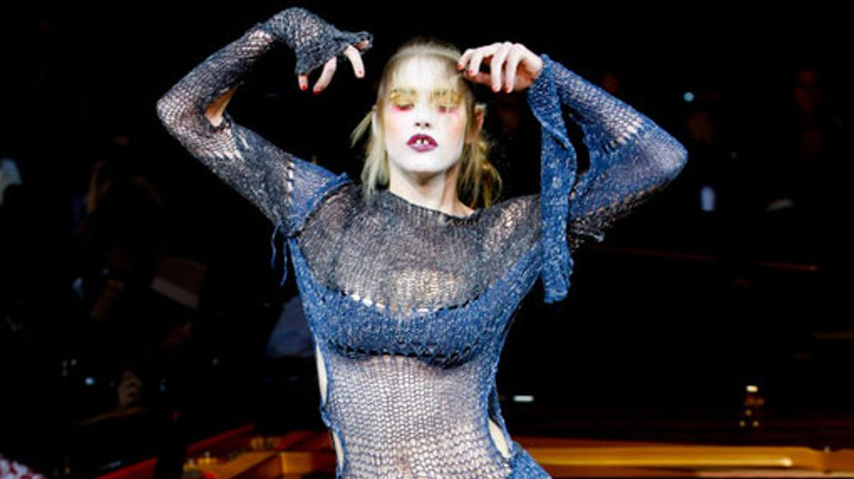 Vivienne Westwood Paris Fashion Week spring summer 2012