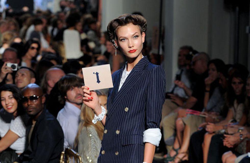 Jean Paul Gaultier Paris Fashion Week spring summer 2012