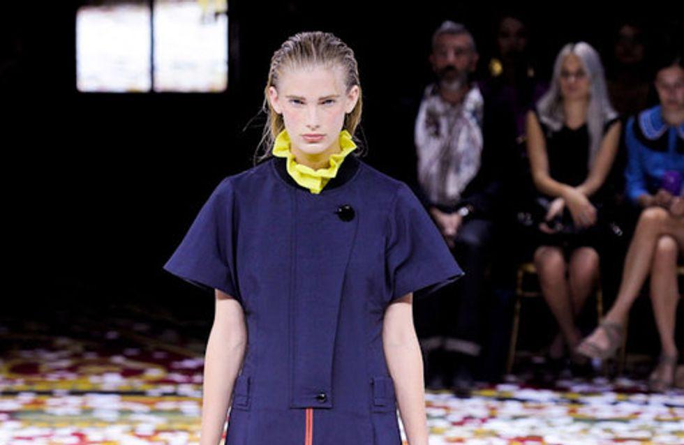 Sfilata Gaspard Yurkievich Parigi Fashion Week p-e 2012