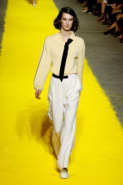 Sfilata Sonia Rykiel primavera-estate 2012 Parigi Fashion Week